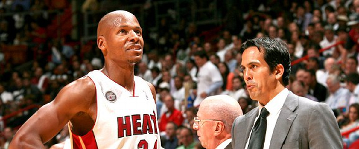 Ray Allen praises Erik Spoelstra and Miami Heat