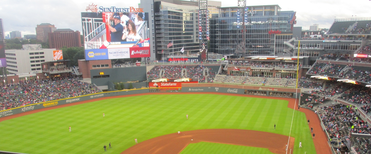 SunTrust Park vs. Turner Field: An Obstructed Look