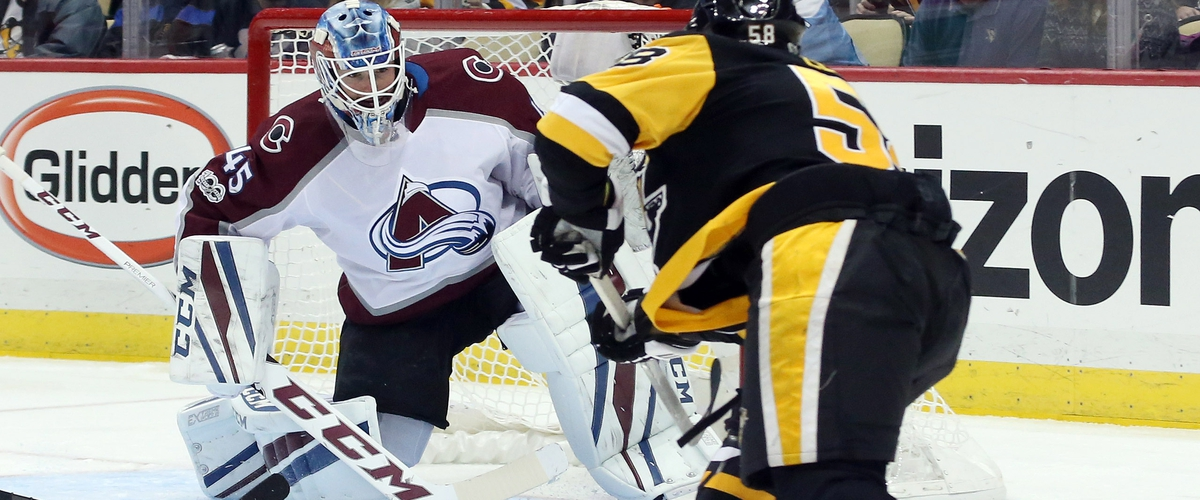 Penguins Lose Again Against Avalanche