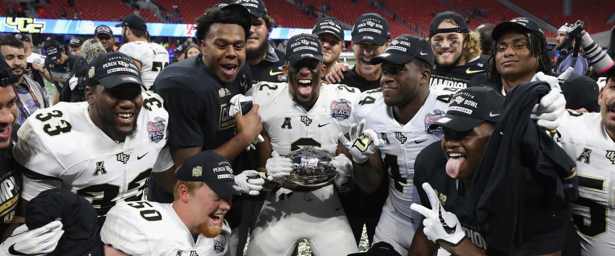 UCF Further Demonstrates Issues with Playoff Format