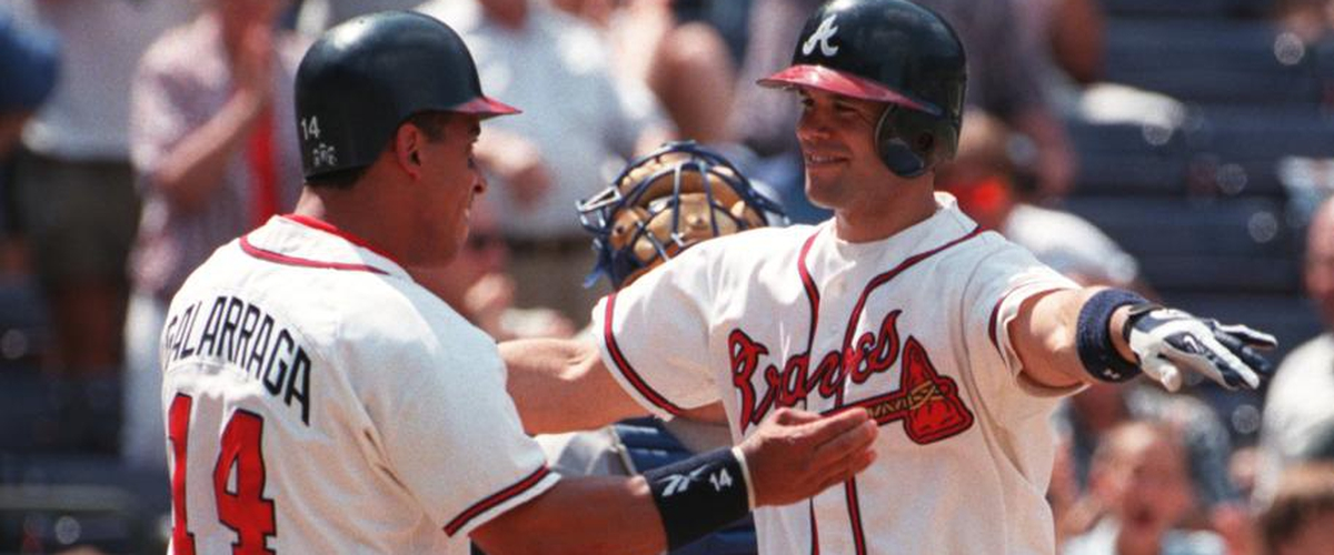 Greatest Teams Never To Win a World Series-98 Braves