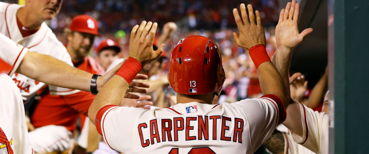 Cardinals persevere with Molina, Carpenter home runs for win over Pirates