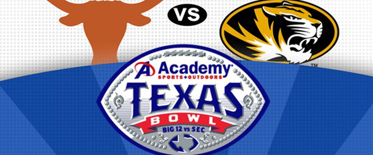 The Obstructed Texas Bowl Preview: Texas vs. Missouri