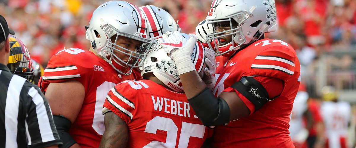 Buckeyes strengthen lead over the rest of the Big 10