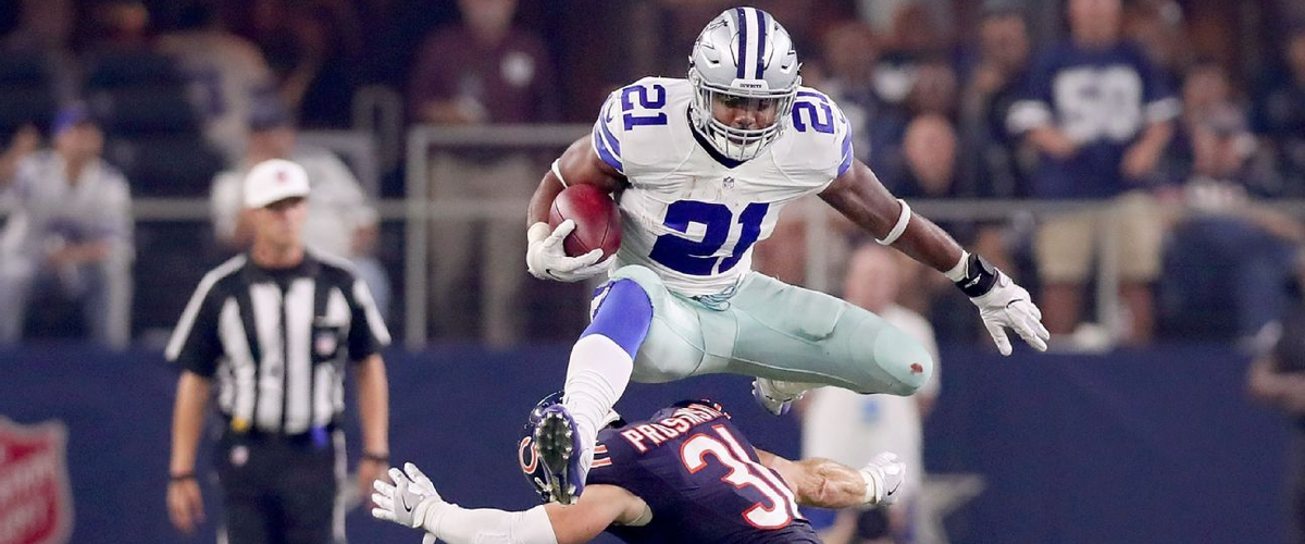 Top 5 Fantasy Football Running Backs