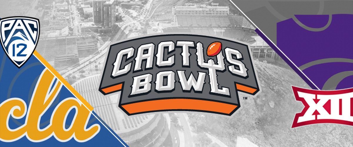 The Obstructed Cactus Bowl Preview: Kansas State vs. UCLA