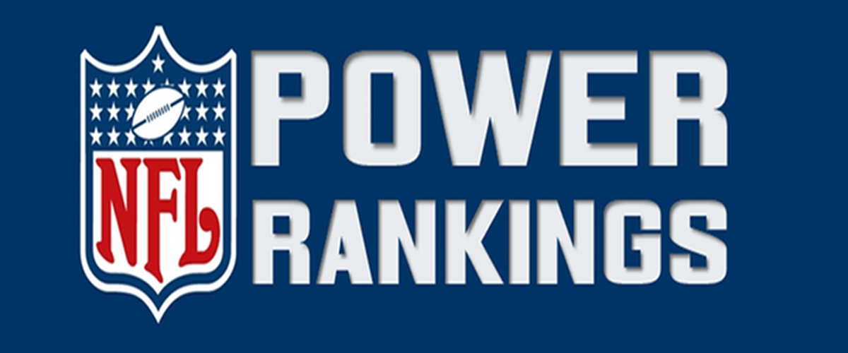 2017 NFL Power Rankings: Week 13