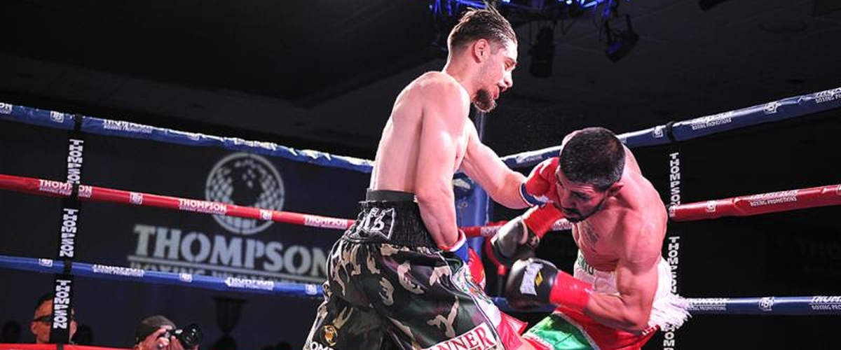 Ruben Villa and Michael Dutchover remain undefeated with wins in Ontario, California