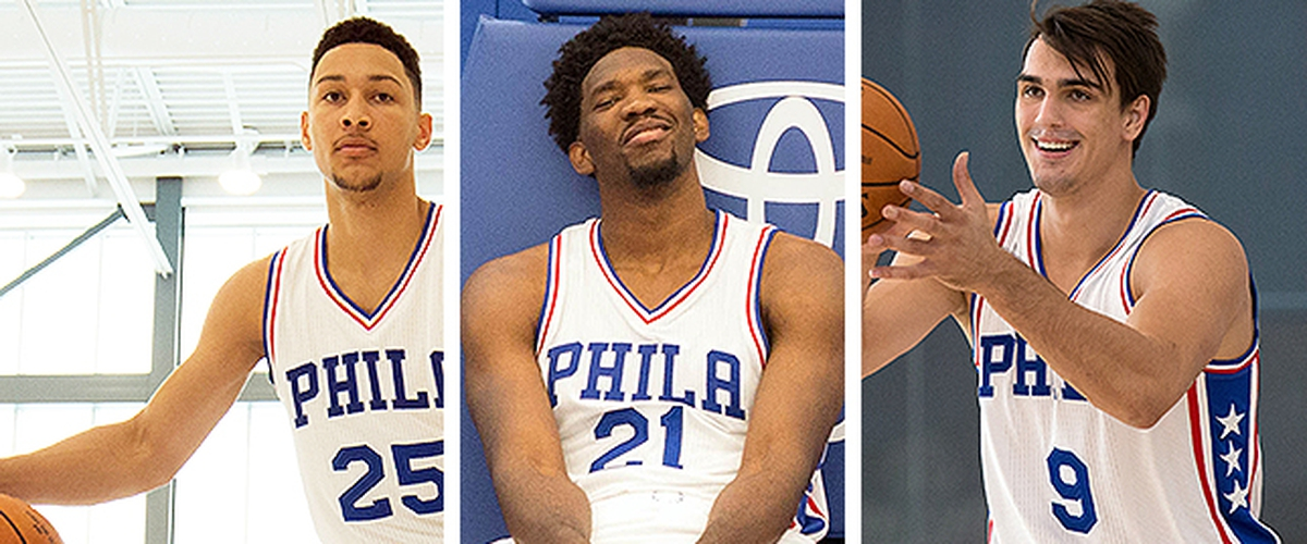 Are the Sixers the new Thunder?