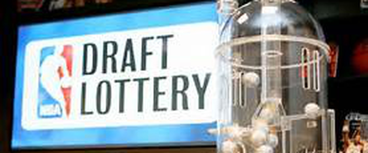 NBA DRAFT LOTTERY RESULTS