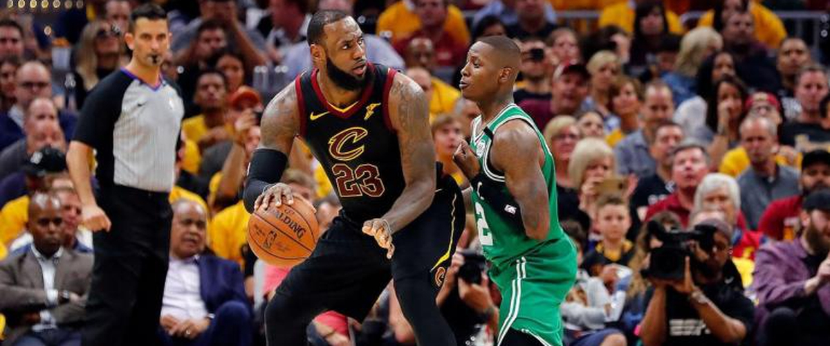 LeBron Leads Cavs to Game 4 Victory, Series Heads to Boston Tied at Two