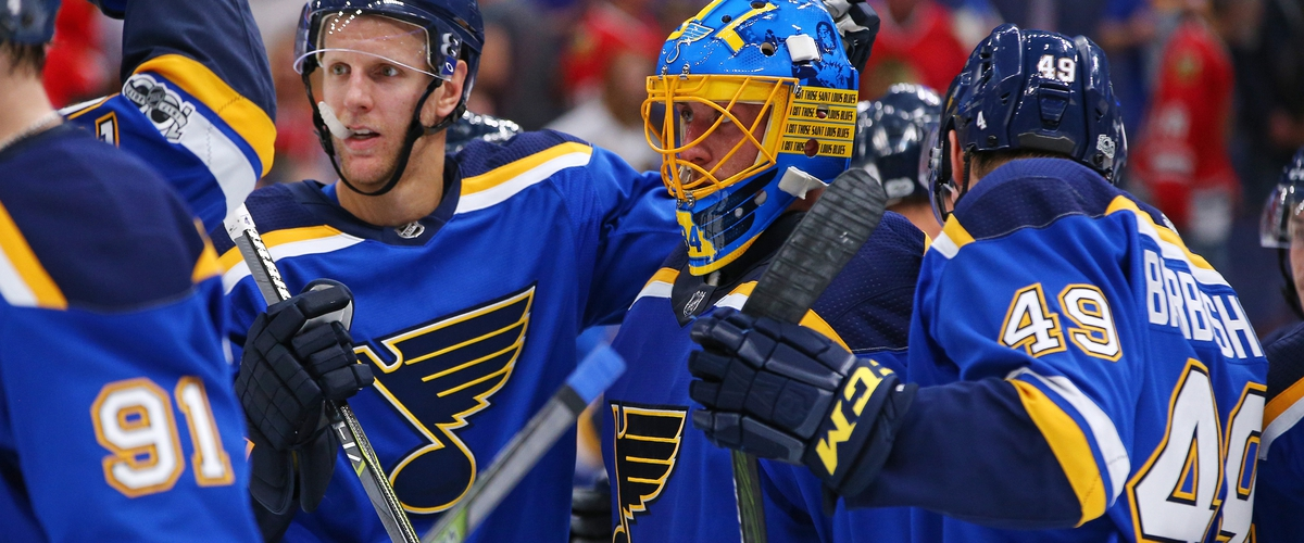 Jaden Schwartz Hat Trick Leads Blues over Blackhawks