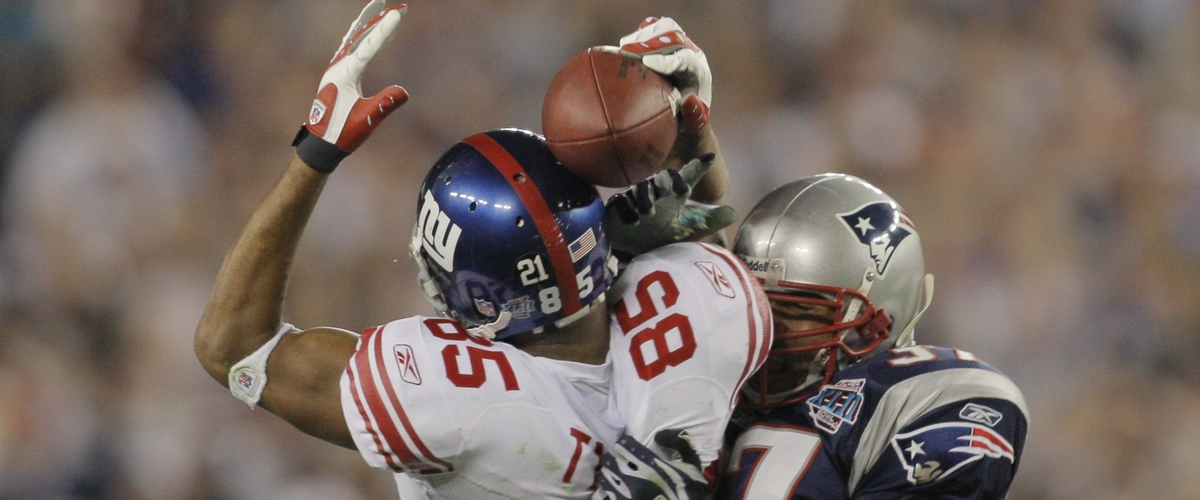 "NFL: What If David Tyree Dropped The ""Helmet Catch""?"