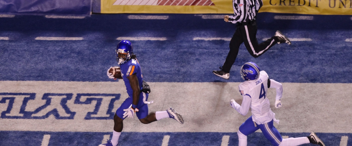 How Boise State Quietly Won 7 in a Row