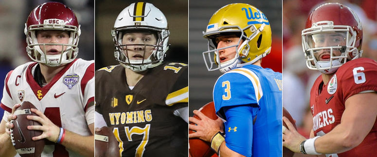 2018 NFL Draft by Position: Quarterbacks (1/11)