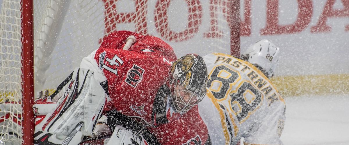 David Pastranak Resigns With Bruins