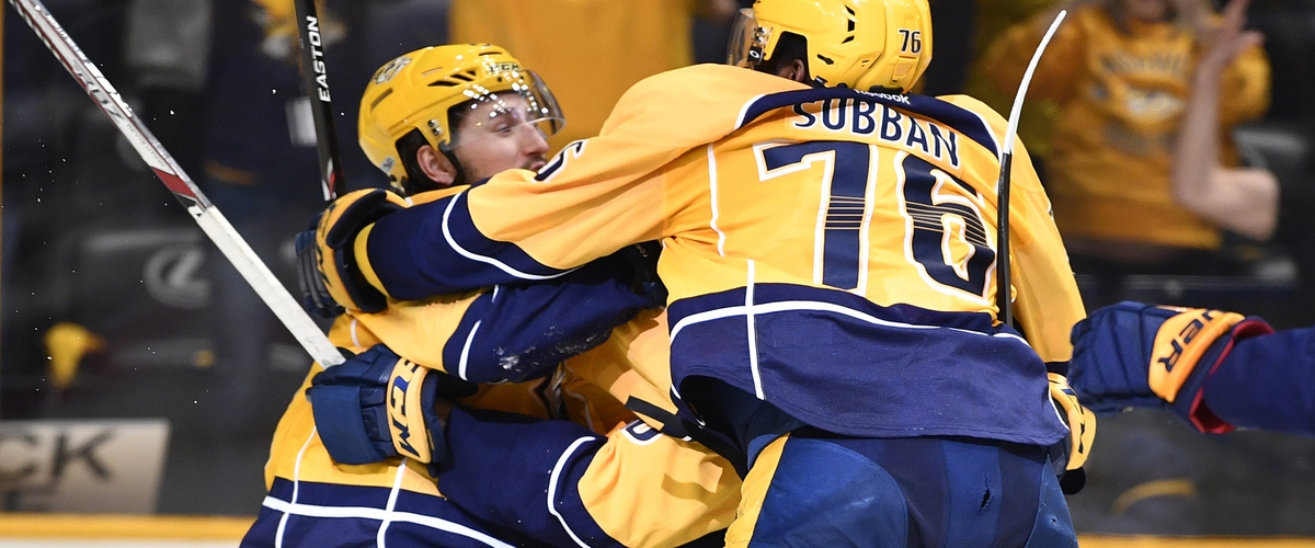 Predators Bite Ducks Out of Playoffs; Advance to Finals