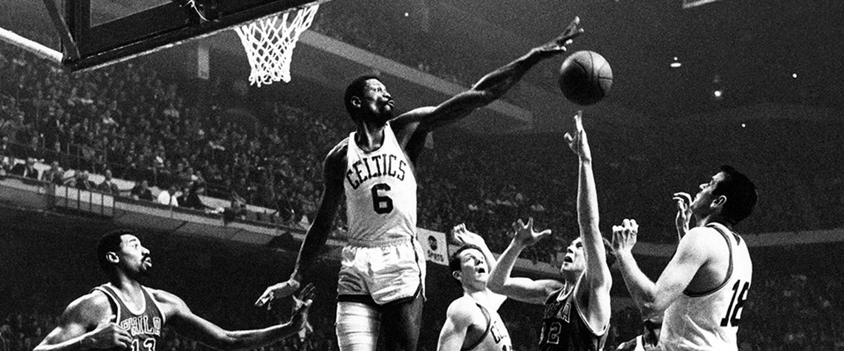 Top Ten NBA Players of All-Time - No 8