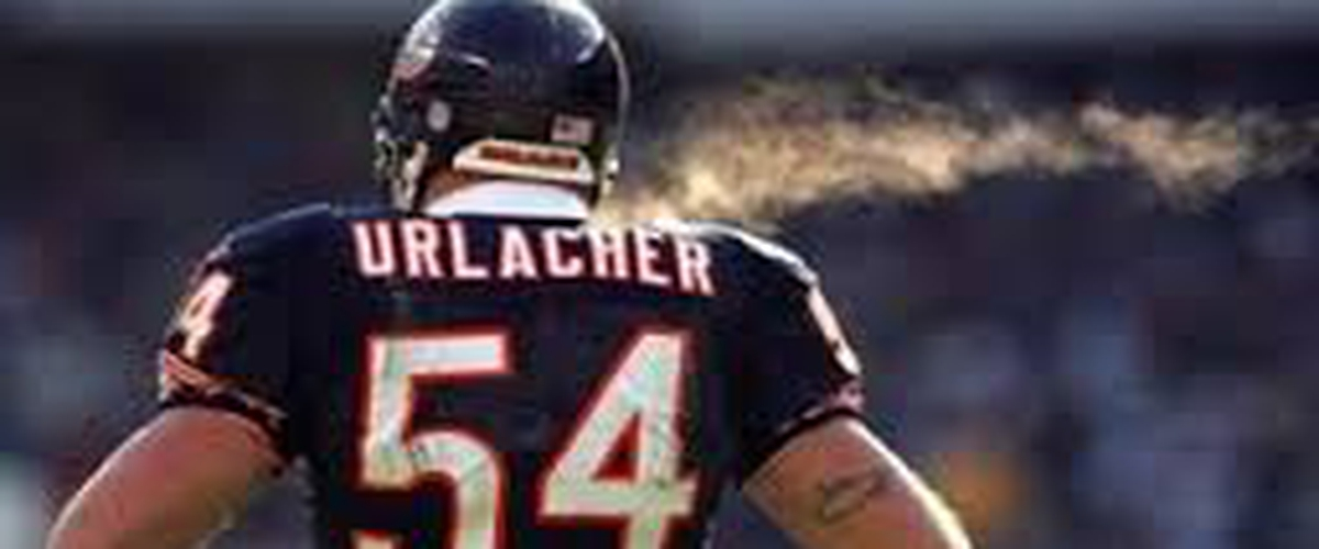 Brian Urlacher on the current state of the Bears