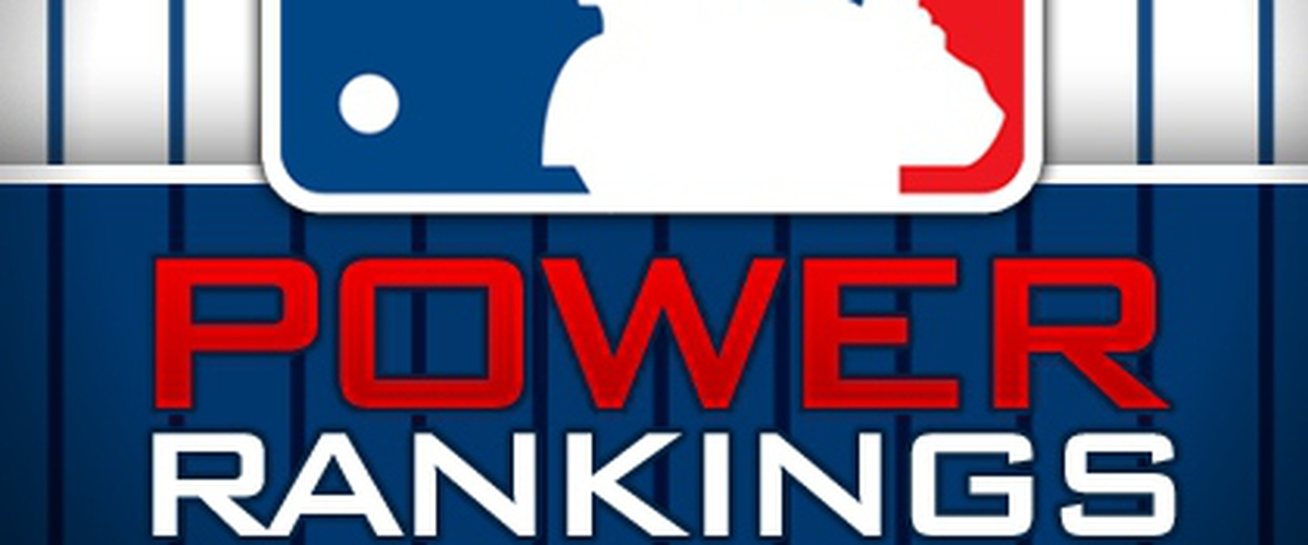 2017 MLB Power Rankings: Week 13