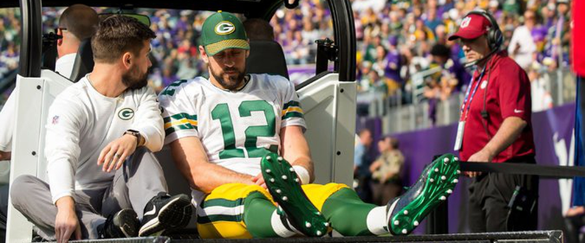Packers Lose Rodgers, NFC-North Up For Grabs