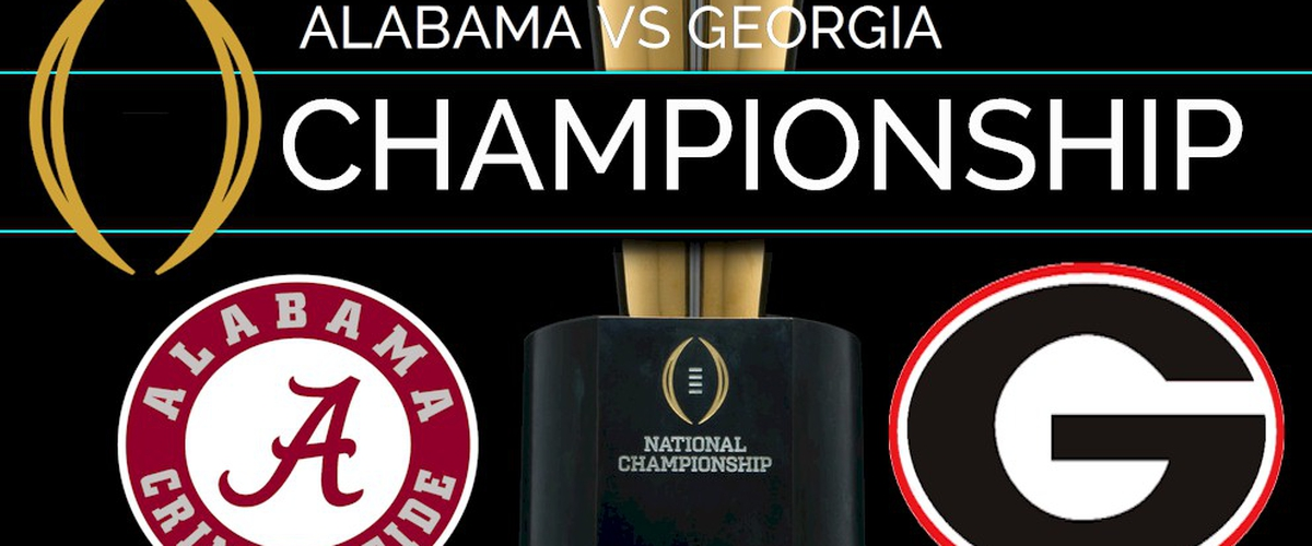 The Obstructed National Championship Preview: Georgia vs. Alabama