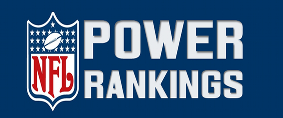 2017 NFL Power Rankings: Week 11