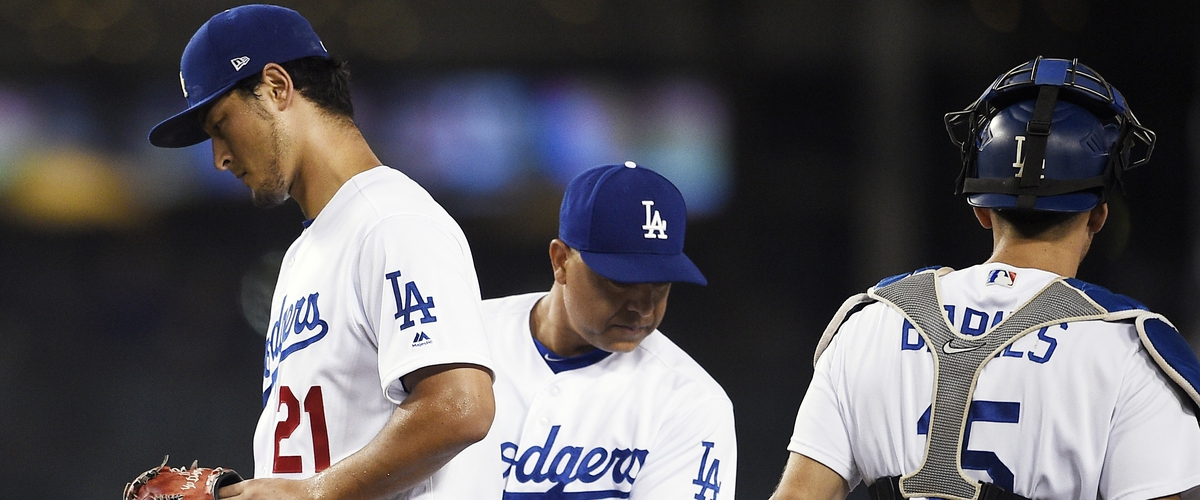 A tale of two seasons for the Dodgers