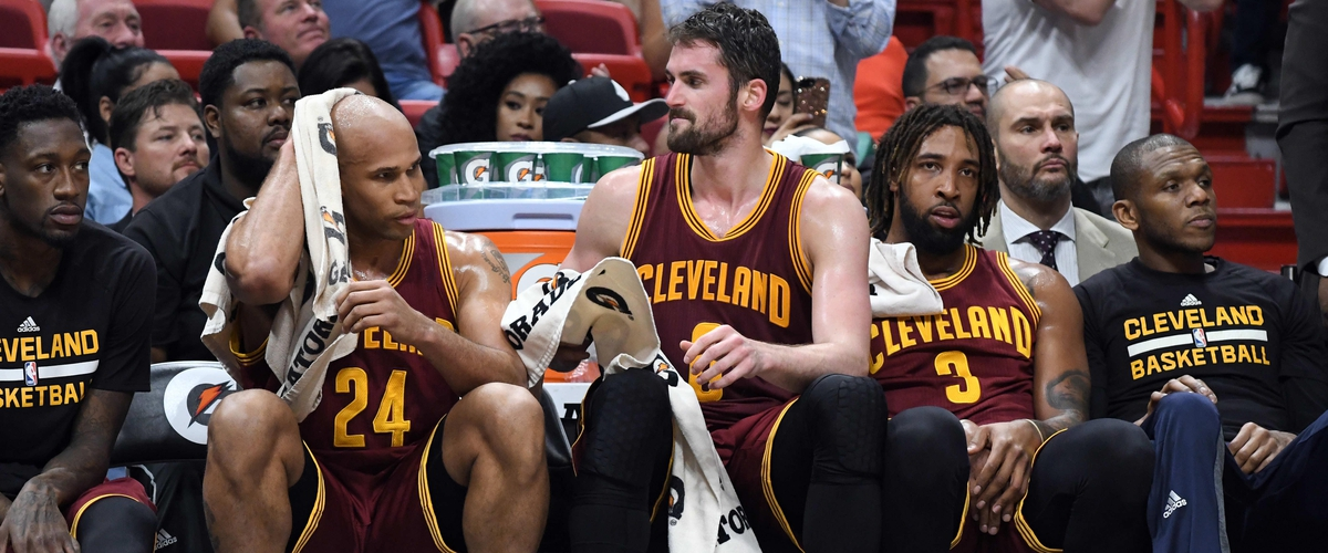 NBA: Cleveland Cavaliers at Miami Heat