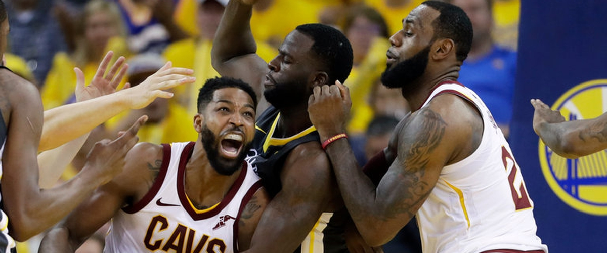 Warriors Dominate Cavaliers in Game 2, What to Expect in Games 3 and 4 in Cleveland
