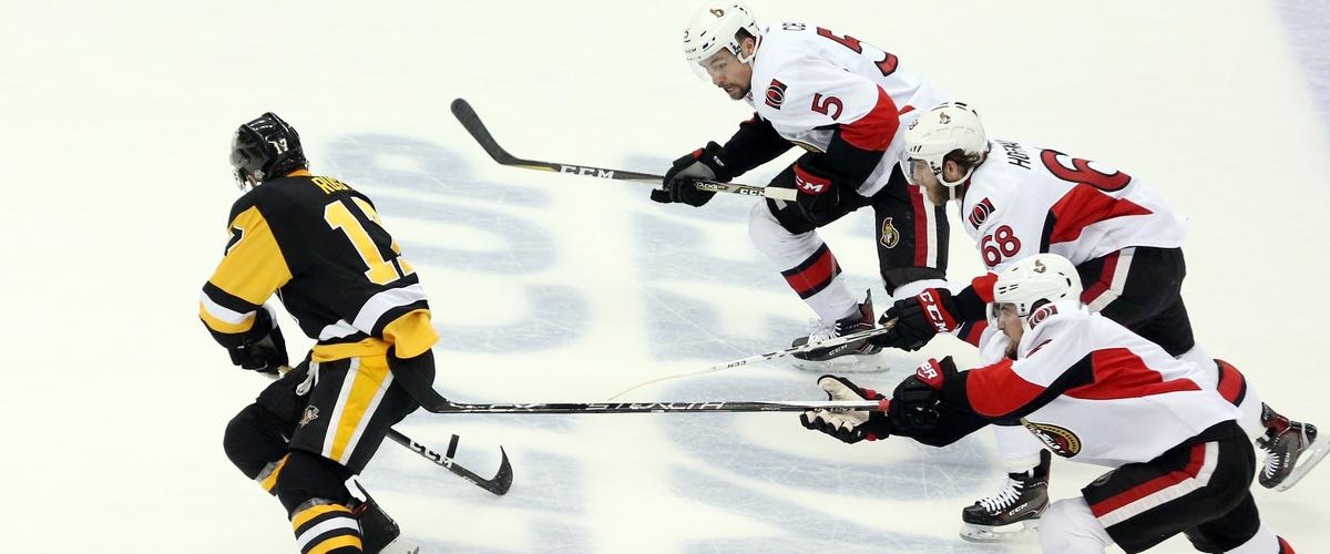 Penguins Soar in Game 5