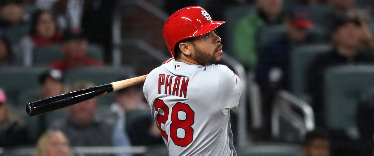 "Tommy Pham's Home Run, Kevin Siegrist's Final ""K"" In The 14th To Sweep The Braves"