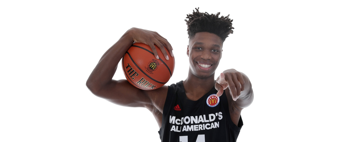 VIDEO INTERVIEW: Lonnie Walker Is Up Next