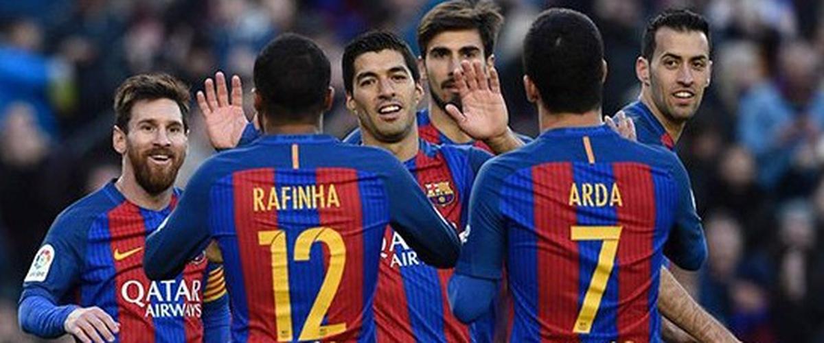 Watch Free UCL: Sporting Vs. Barcelona live stream