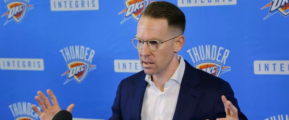Never Doubt Sam Presti