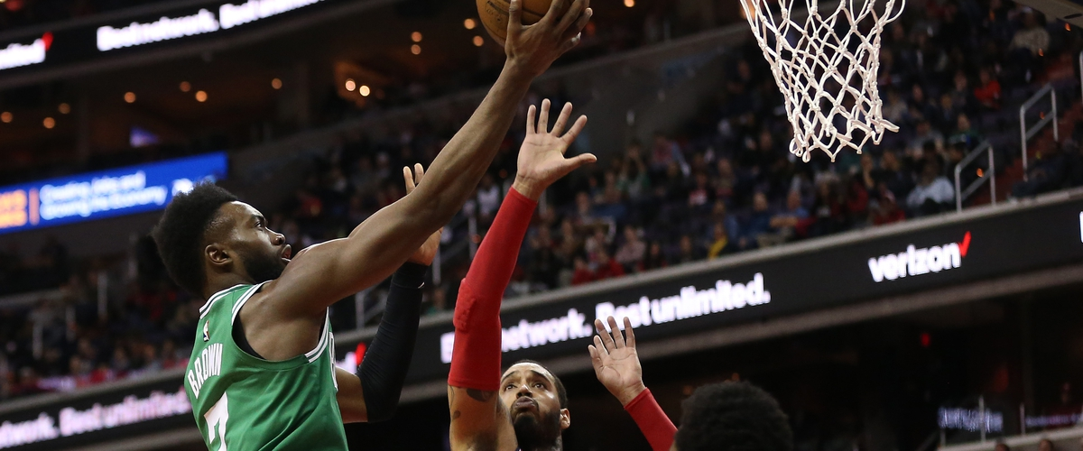 Wizards Demolish Celtics