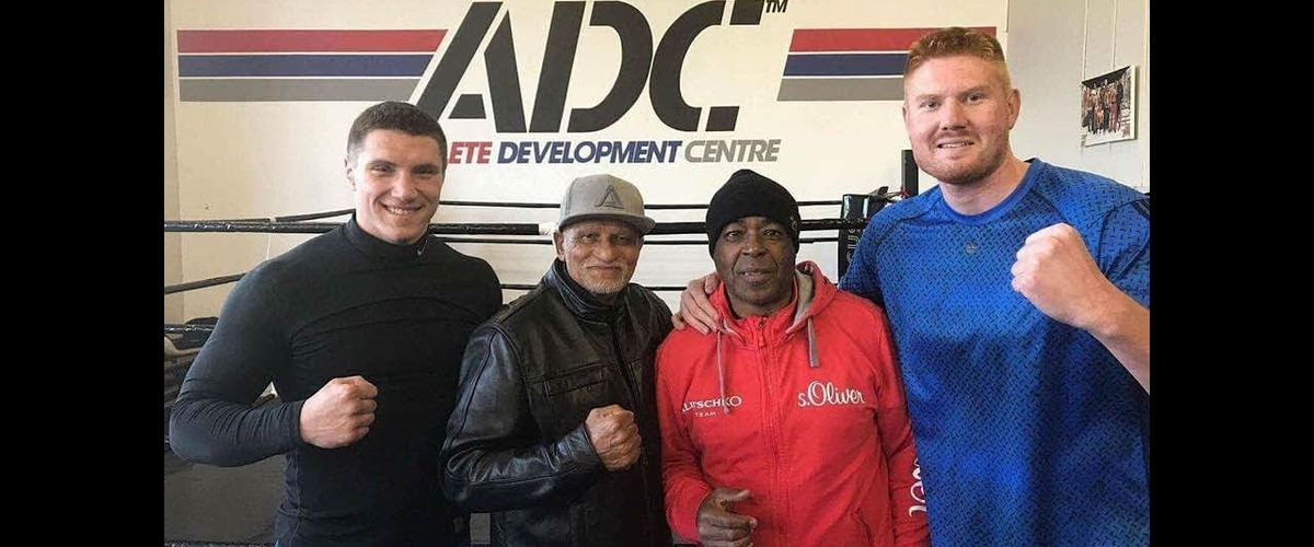 "James Ali Bashir ""I will put my knowledge up against ANYONE in boxing as a trainer"""