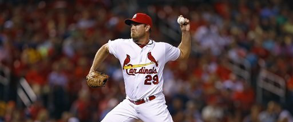 Cardinals LHP Zach Duke TJ surgery/flexor muscle repair. His return in 287 days. Cardinals-Red Sox starters re-match.