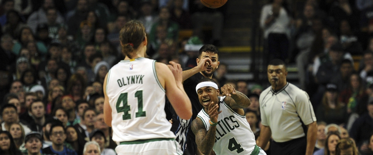 Olynyk denies report of Celtics teammates disliking Isaiah Thomas
