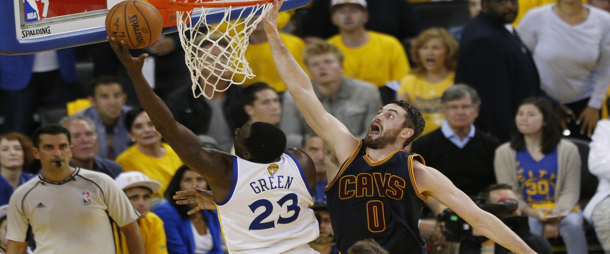 Warriors Cream Cavaliers