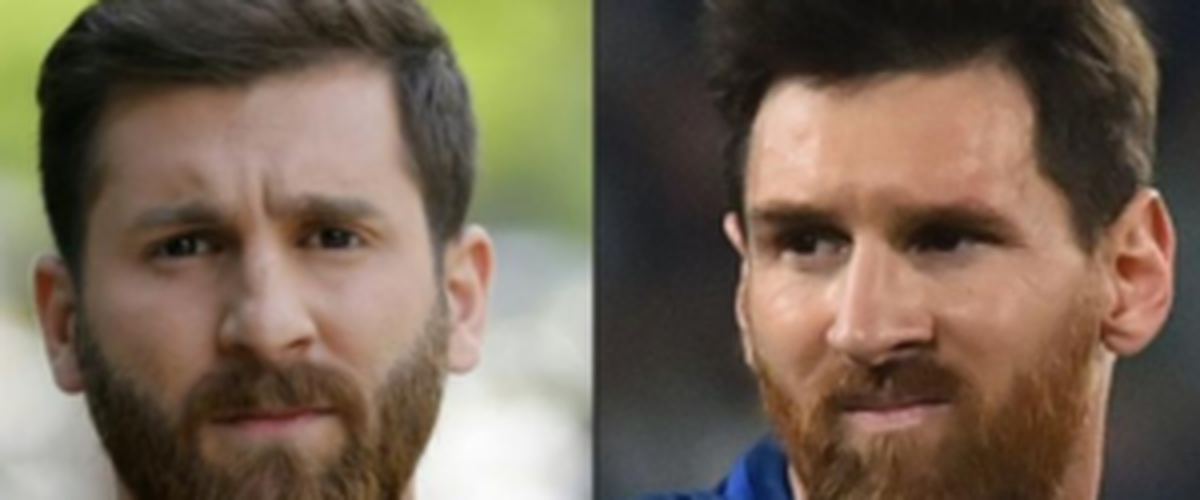Iranian student who resembles Messi a little did not end up in jail for ridiculous reasons (Photo)