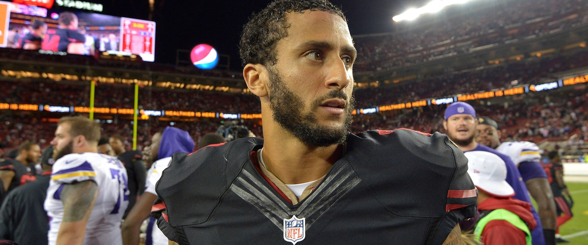 Why Nobody wants Kaepernick