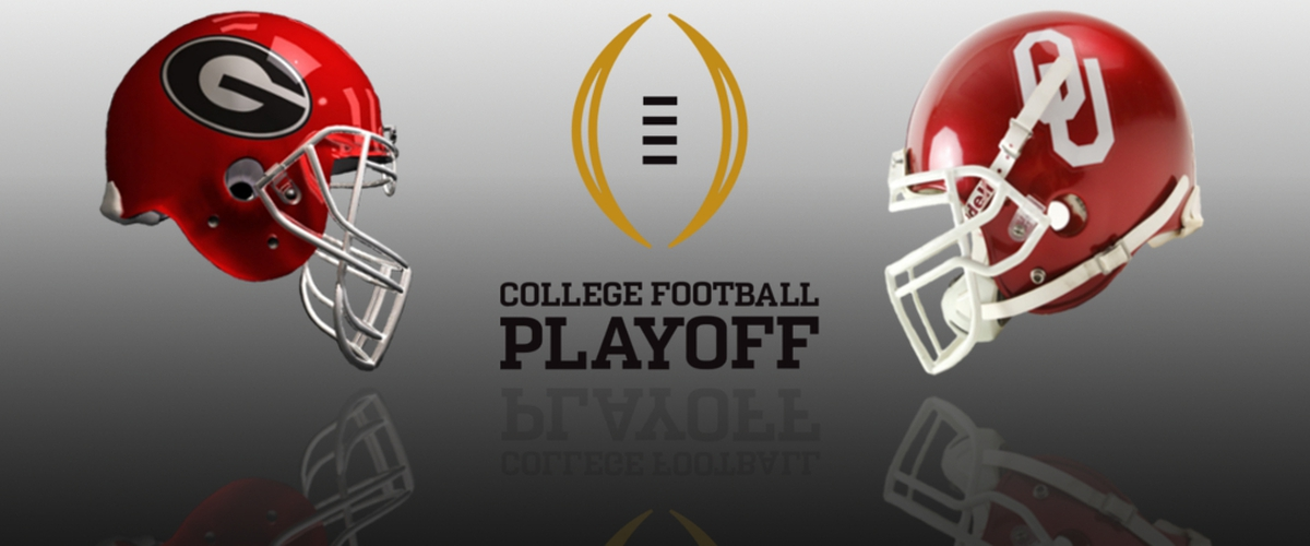 The Obstructed College Football Playoff Semi-Final Preview #1: Oklahoma vs. Georgia