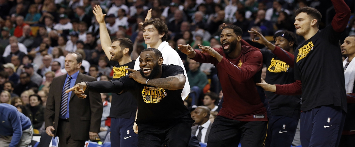 Early Returns: New-Look Cavaliers top Celtics