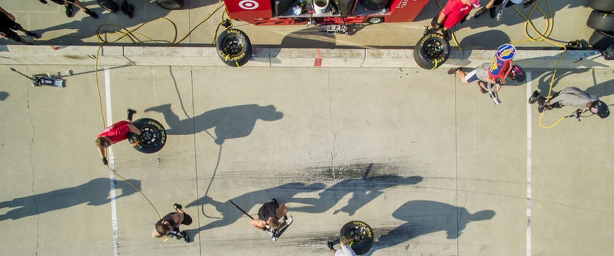 8 Tools You'll Find in Every NASCAR Pit Stop