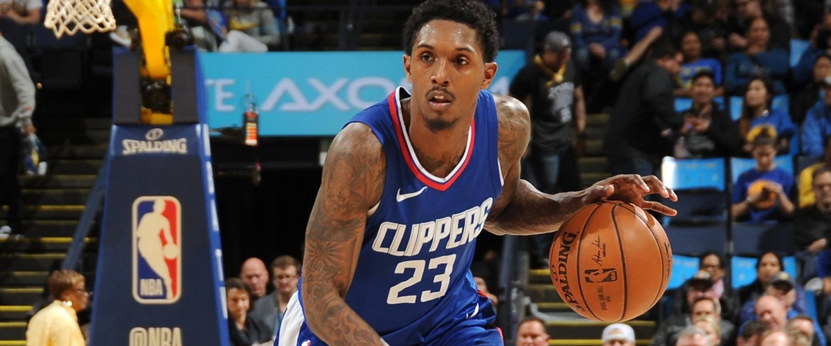 NBA Player of the Night Lou Williams