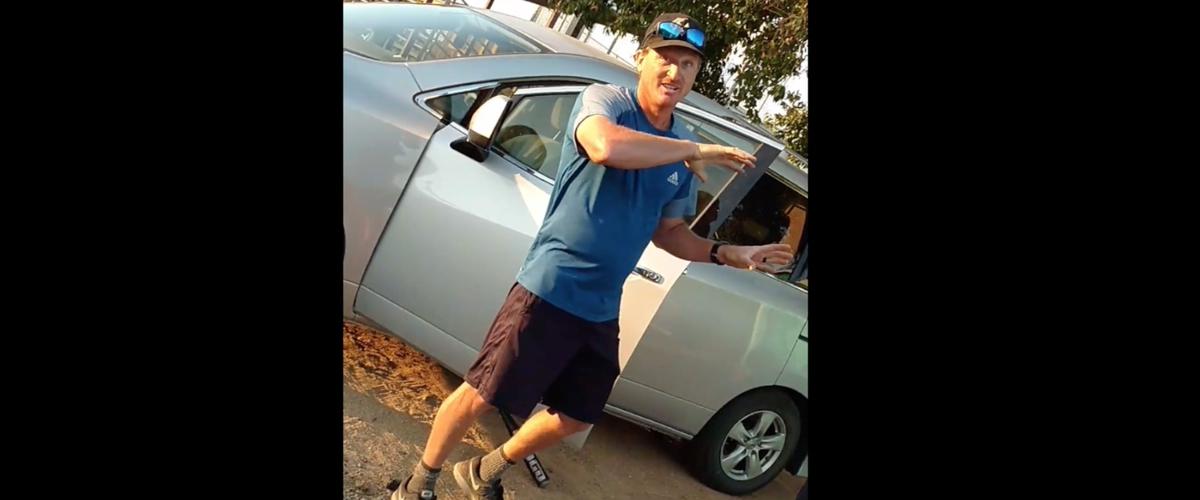 [VIDEO] Internet Freaks Out Over Little League Parking Lot Argument