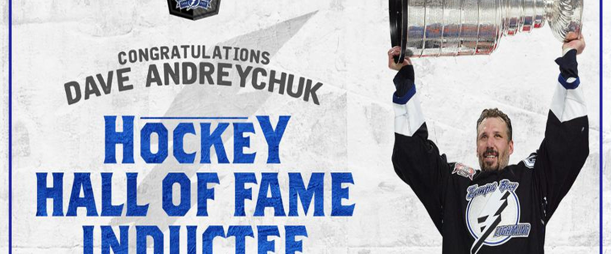 Andreychuk gets call for HOF
