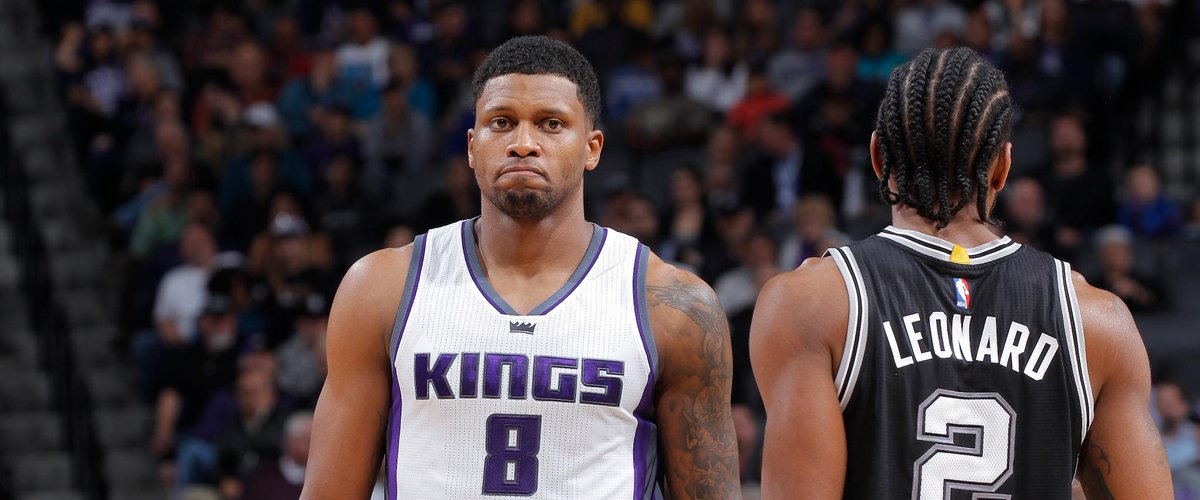 Rudy Gay plans to opt out, could he be on the Heat's radar?