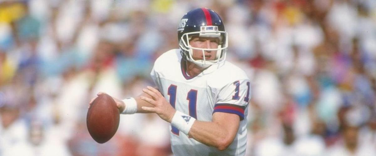 NFL Top 10 500-Yard Passing Games: No. 10 Phil Simms (513 yards vs. Bengals, 10-13-1985)